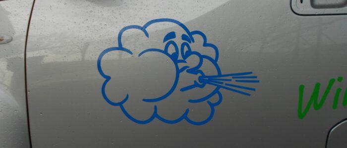 Windsymbol Bildungsmobil